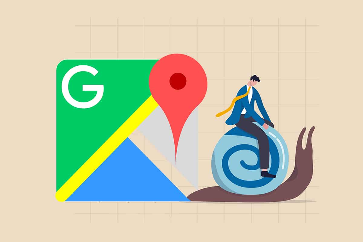 How to Fix Slow Google Maps