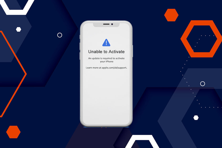 How to Fix Unable to Activate iPhone