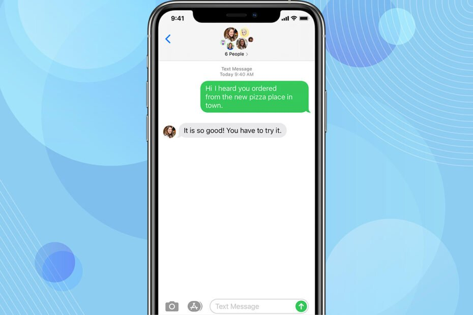 How to Send a Group Text on iPhone