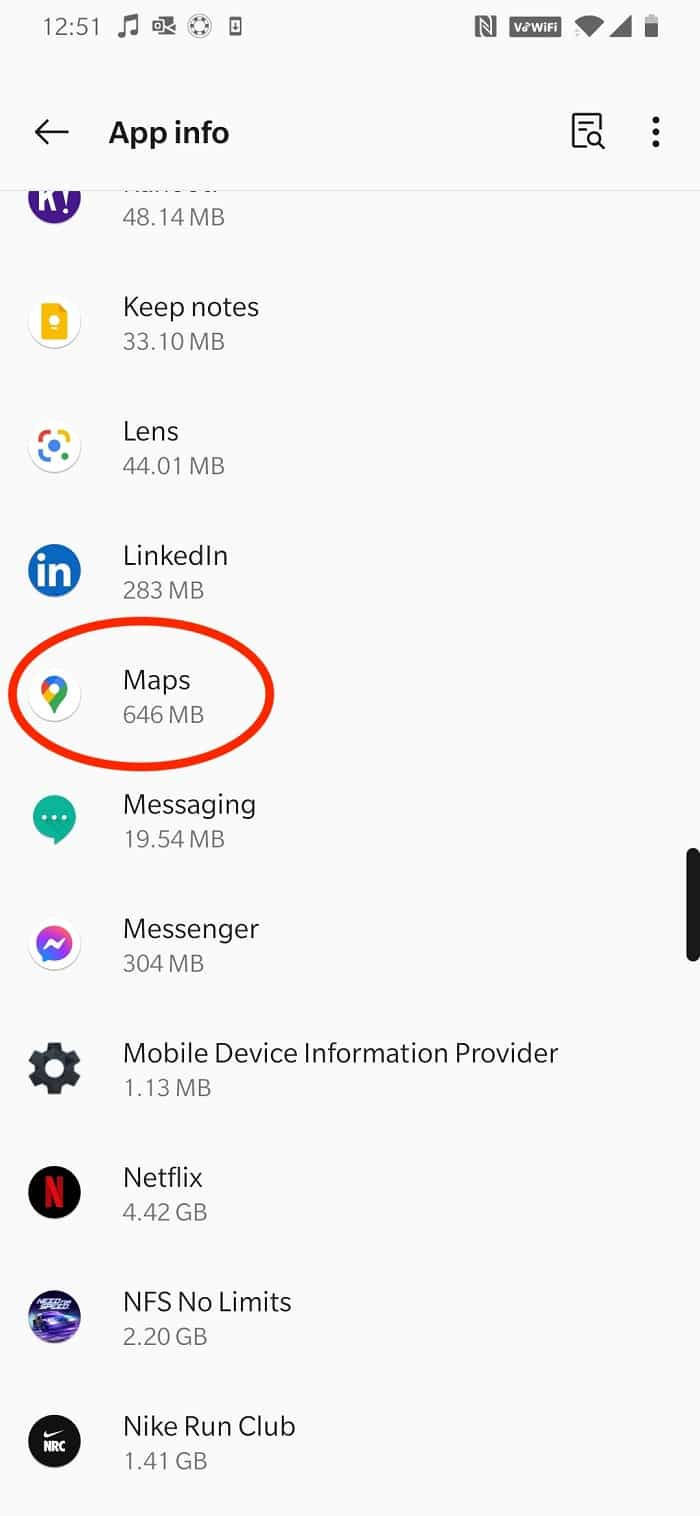 Locate and tap on Maps. How to Fix Slow Google Maps