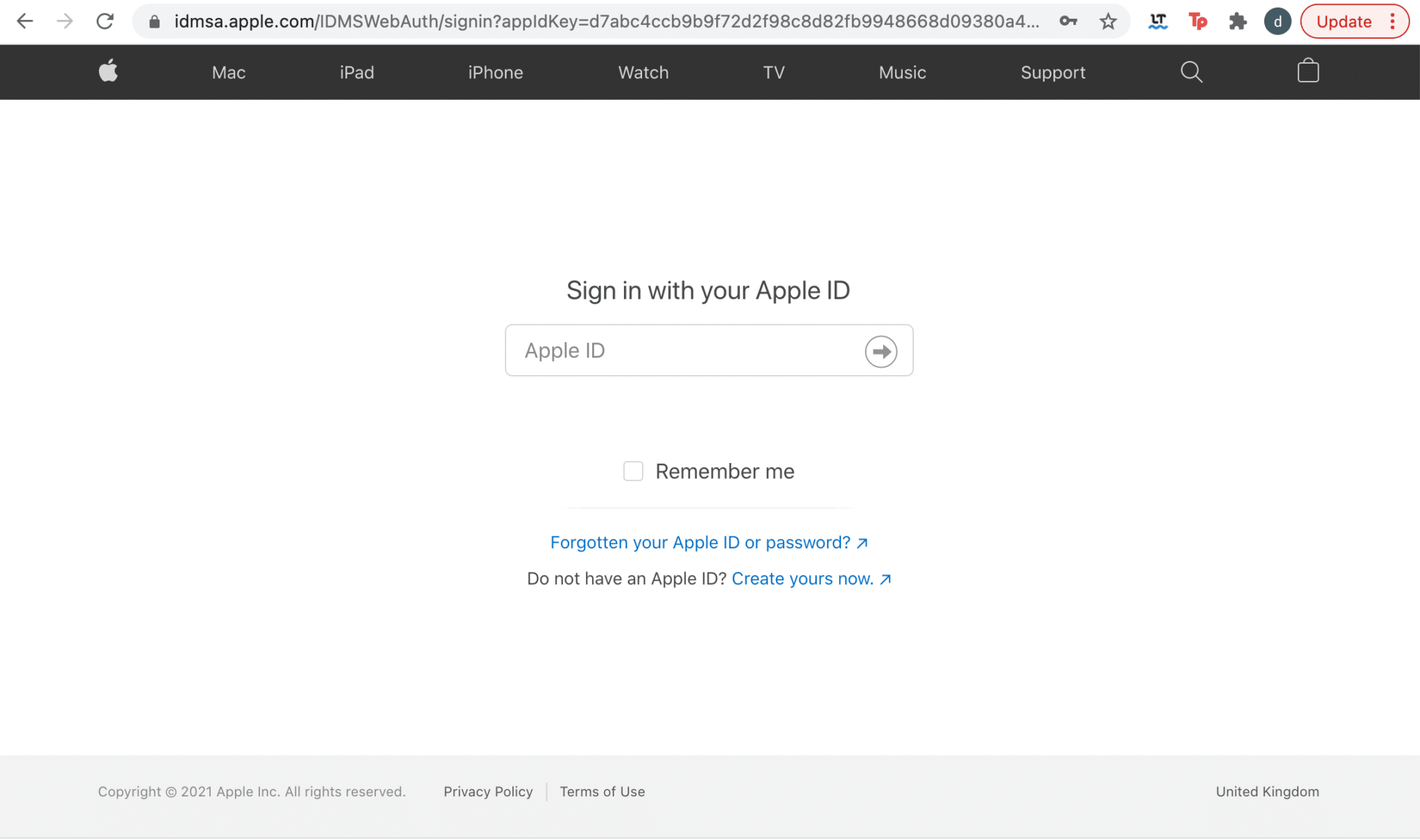 Login with your Apple ID and Password. How To Check Apple Warranty Status