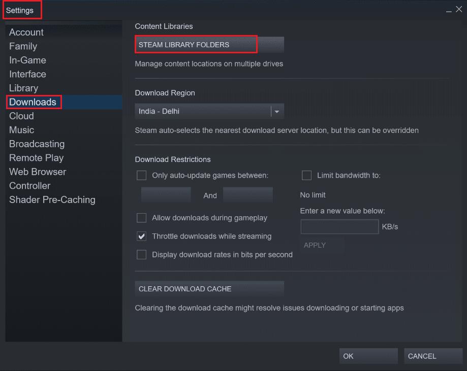Steam Downloads Steam Library Folders. Fix Steam Not Downloading Games