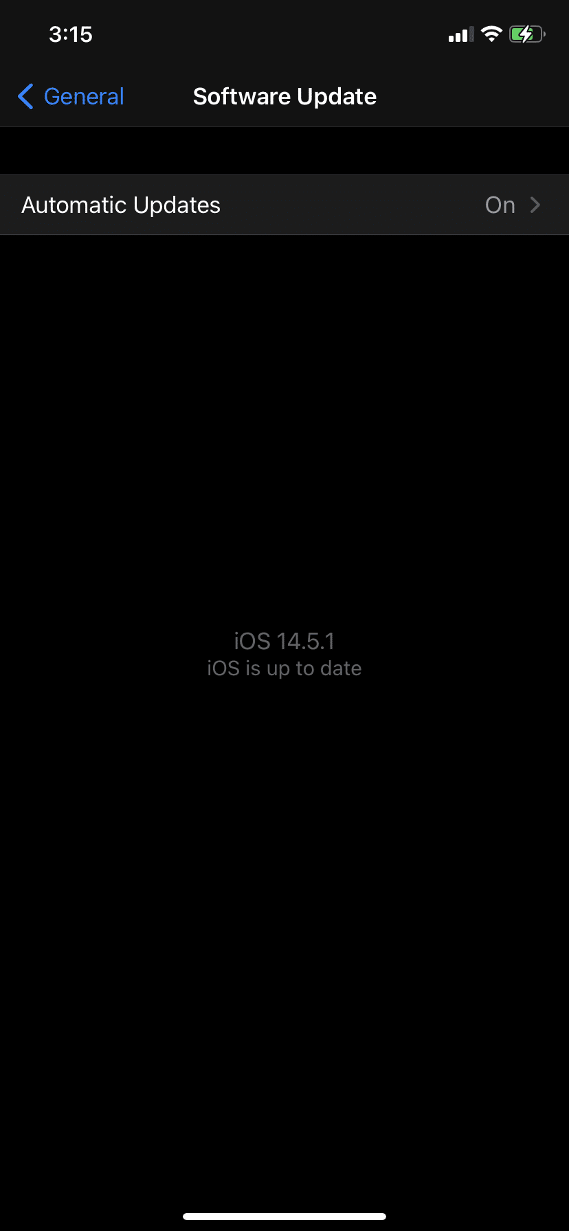 Tap on Software Update and check if an update is available | What to do if your iPhone is overheating? Fix iPhone Get Hot!