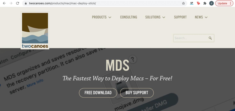 mds app. Fix macOS Installation Failed Error