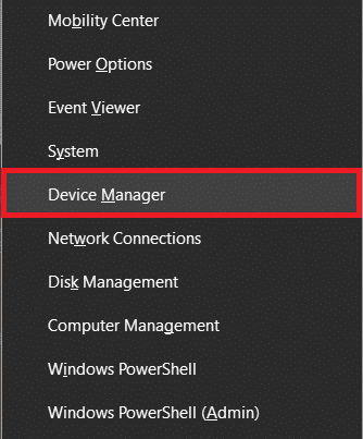 select Device Manager   Fix Minecraft Error Failed to Write Core Dump
