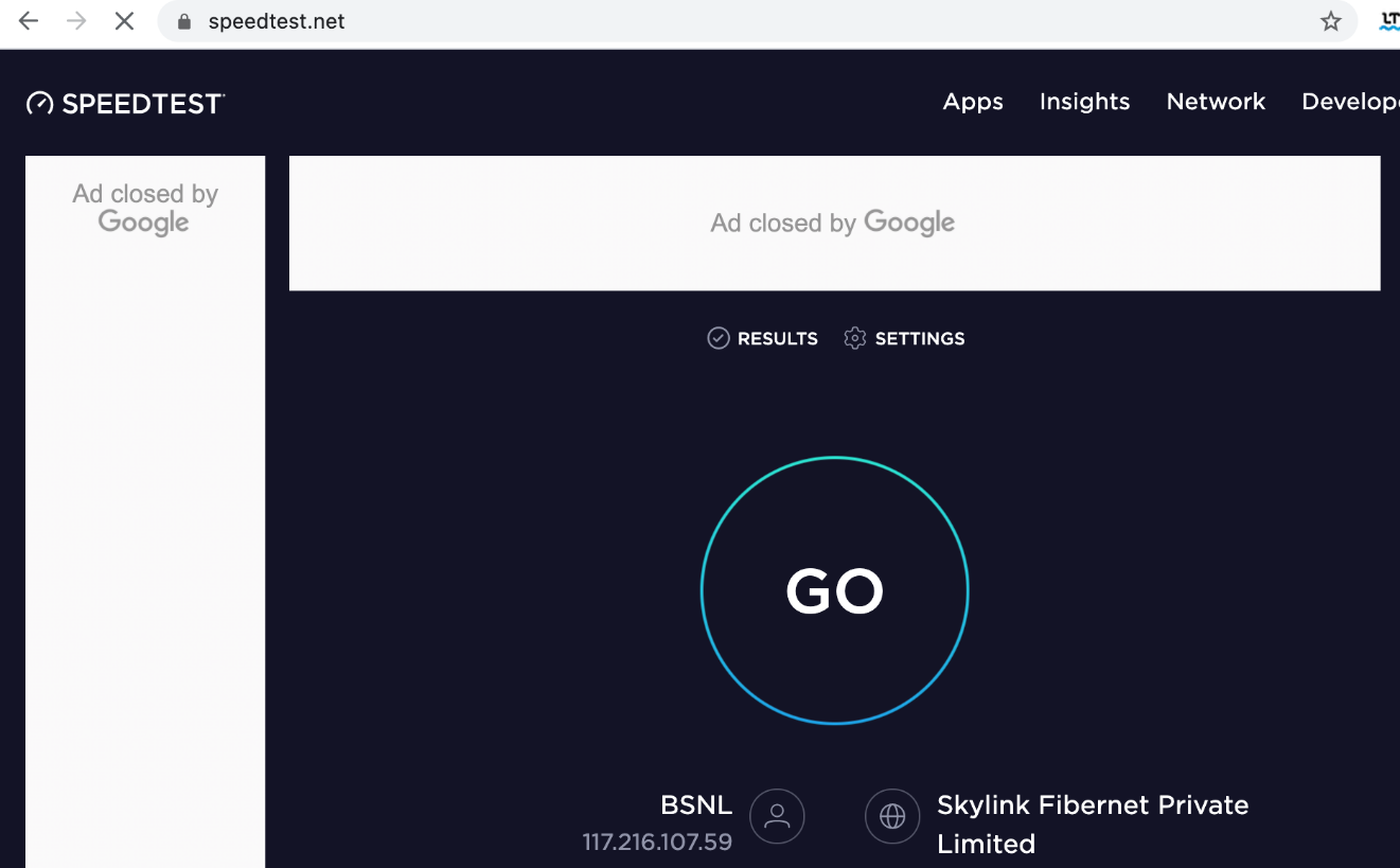 Speed test   Fix Mac cannot connect to App Store