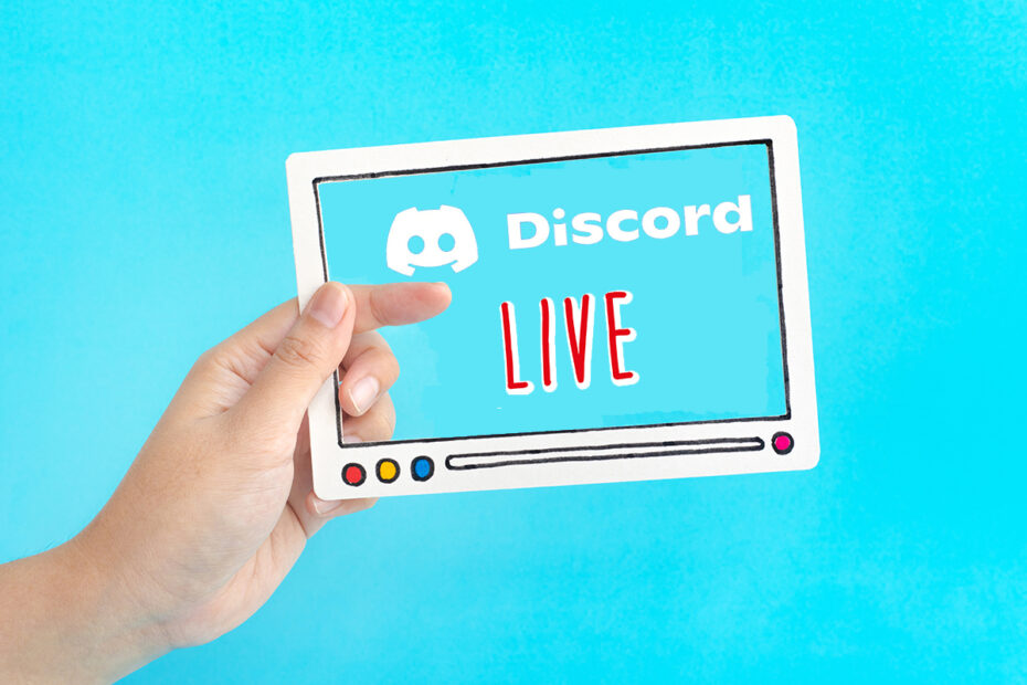 Fix Discord Go Live Not Appearing