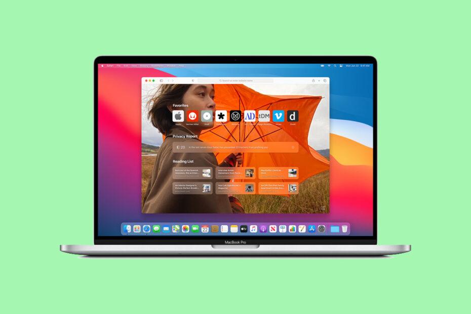 Fix macOS Big Sur Problems