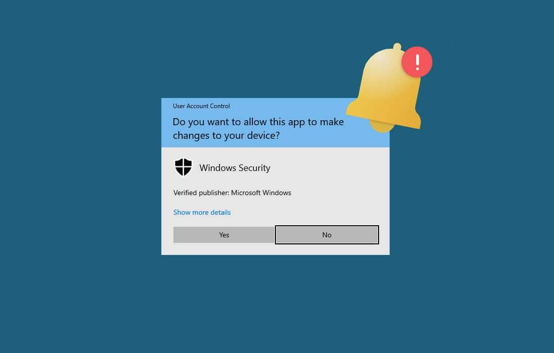 How to Enable User Account Control in Windows Systems
