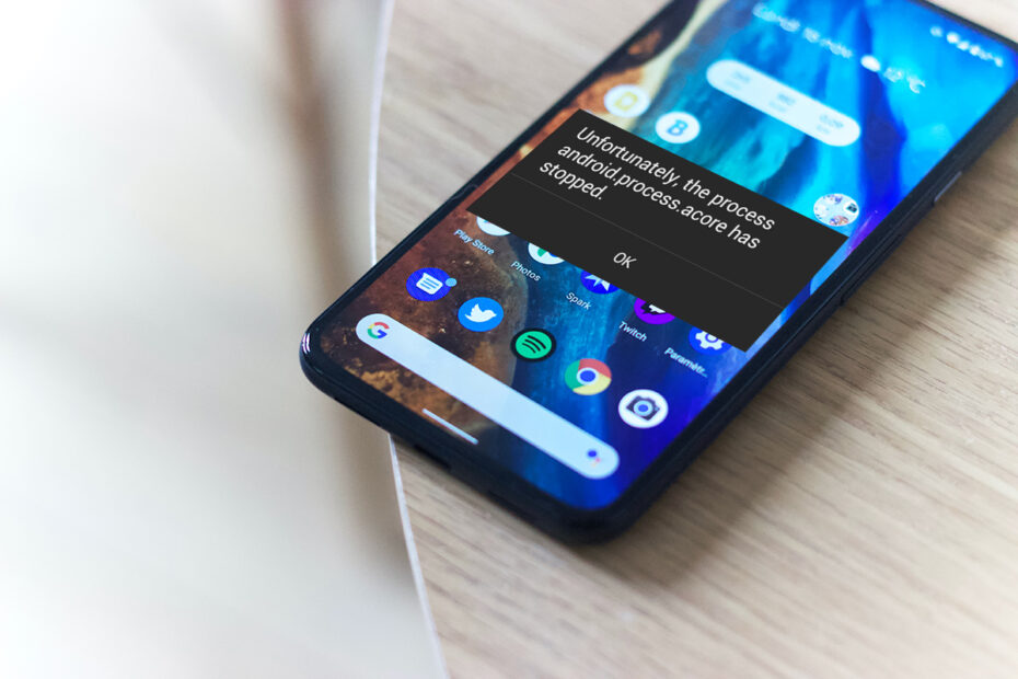 How to Fix Unfortunately The Process com.android.phone has stopped