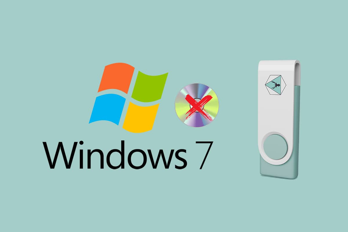 How to Install Windows 7 Without a Disc