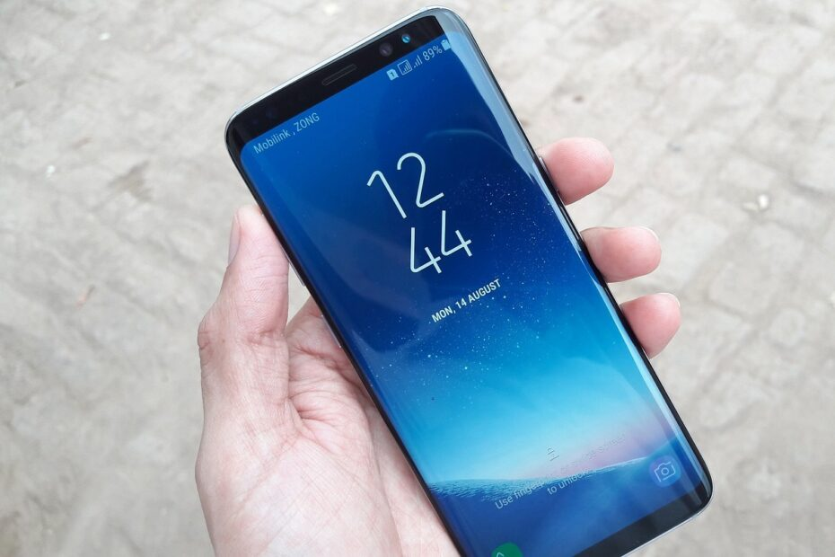 How to Remove SIM Card from Samsung S8+