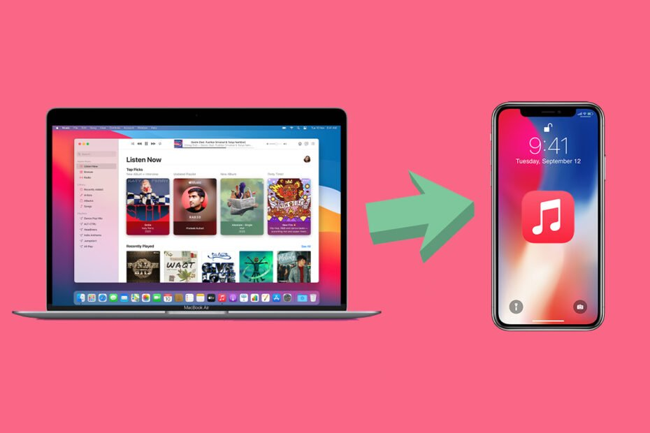 How to Transfer Playlist from iPhone to iTunes