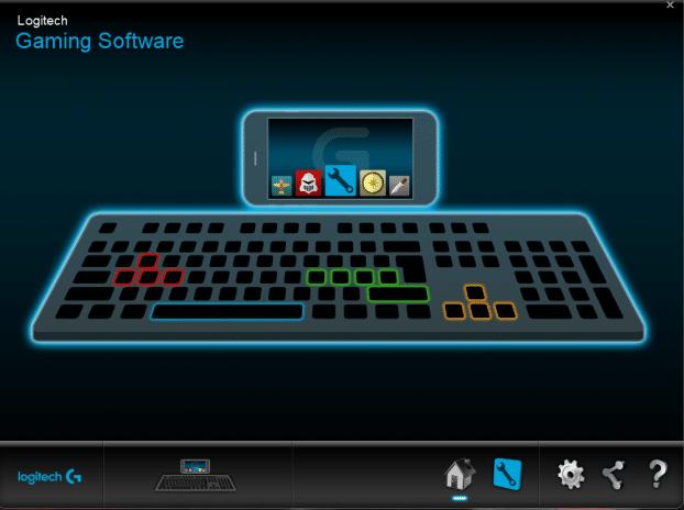 Logitech Gaming Software Not Opening