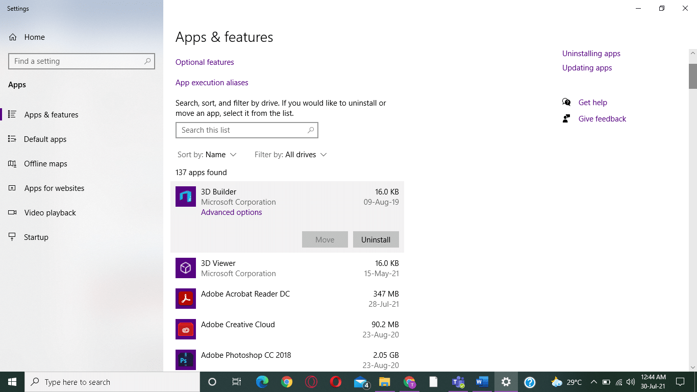 Select Program and click on Uninstall. Fix connection refused no further information Minecraft error