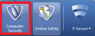 Now, select the Computer Security icon |How to Fix Steam Application Load Error 3:0000065432