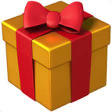 wrapped box snapchat