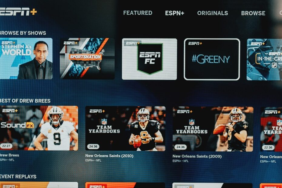 15 Top Free Sports Streaming Sites