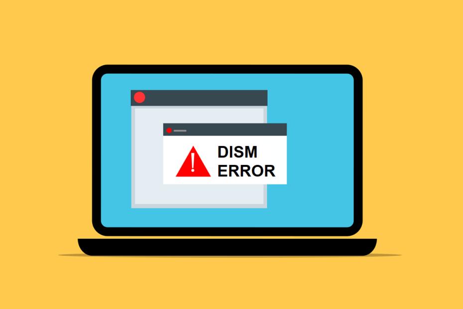 Fix DISM Error 87 in Windows 10