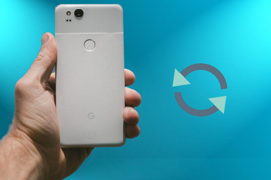 How to Factory Reset Google Pixel 2